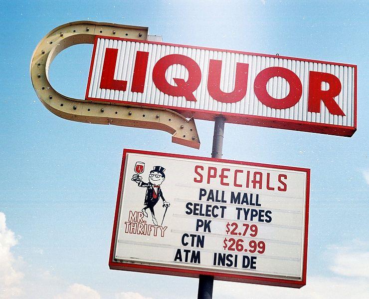 "Paulette – ""Liquor Store"""