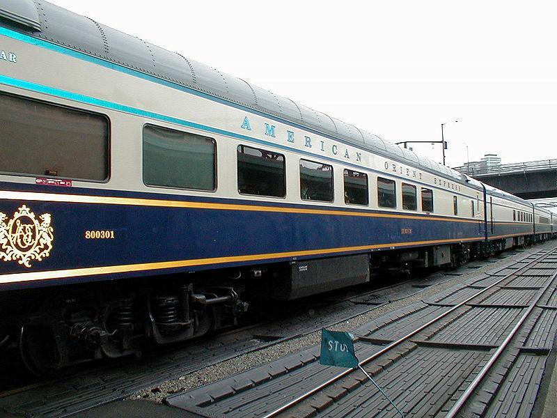 Mose's Railroad #5