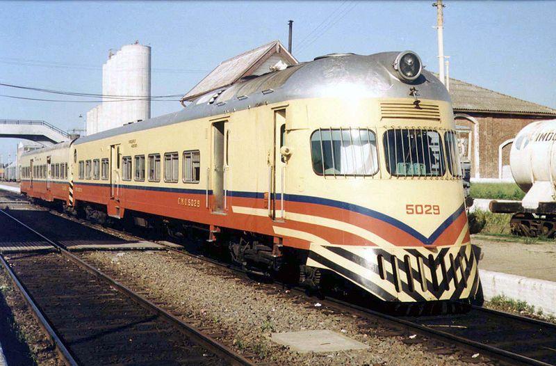 Railroad Bossa Nova