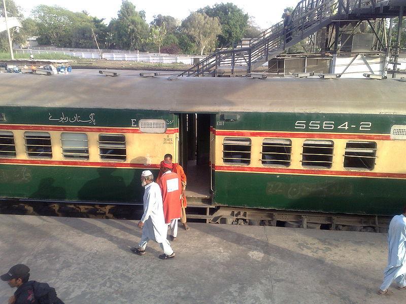 Railroad Cha-Cha-Cha
