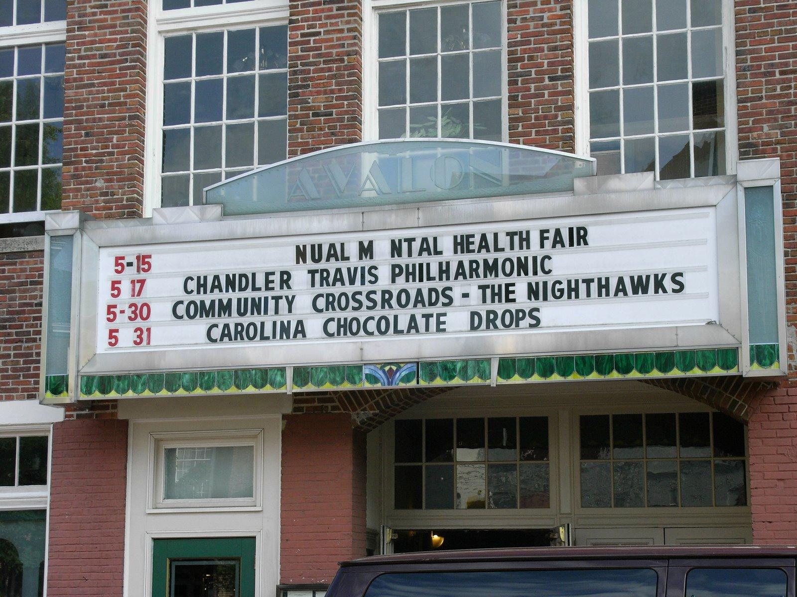 Chandler Travis Philharmonic Live @ Avalon Theatre