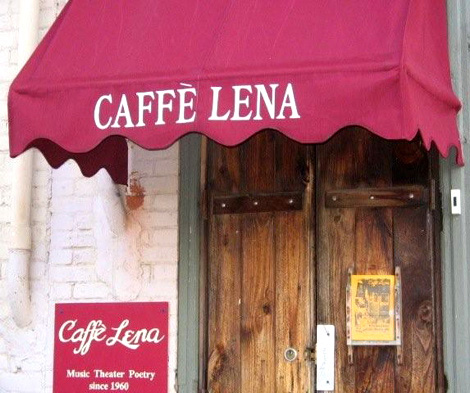Metroland (Albany, NY) – Chandler Travis Three-o at Caffe Lena