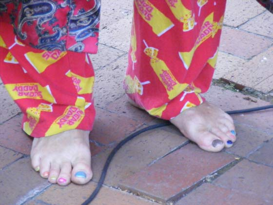 Nippertown – Parade of Non-Shoes: Chandler Travis