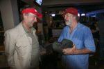 Steve Westfield & Chandler Travis at Brunelle's