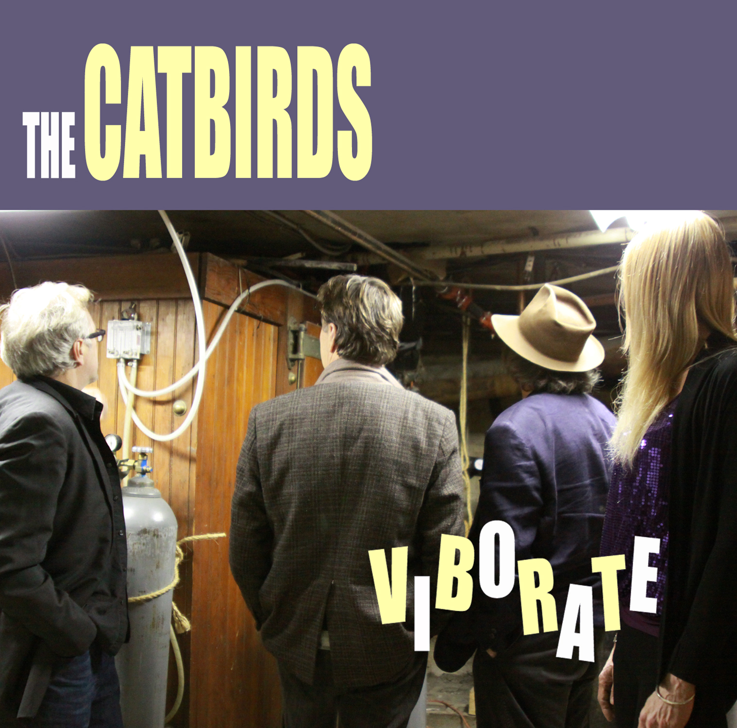 "Catbirds debut EP ""Viborate"" now available"