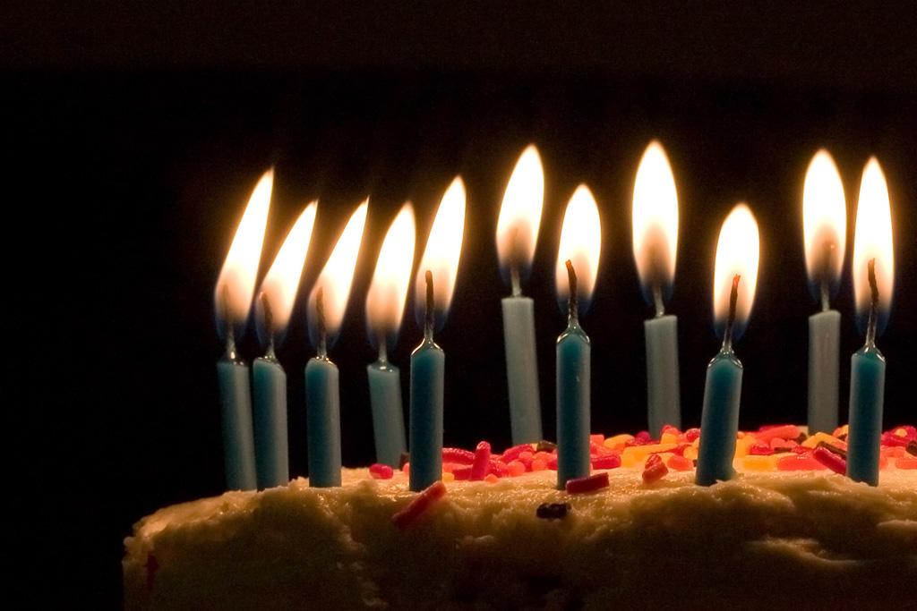 "Chandler Travis – ""Happy Birthday Paw"""
