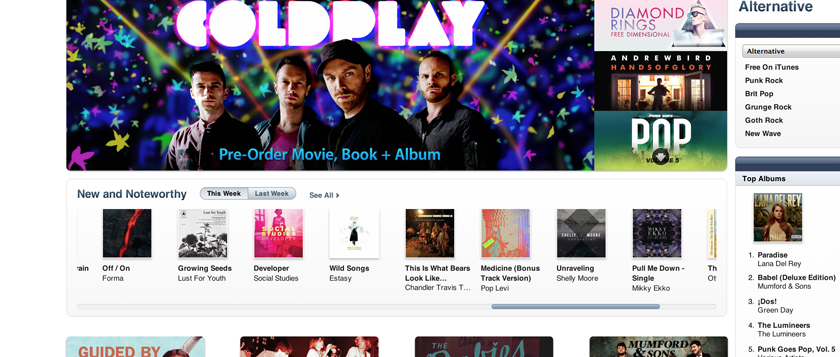"""iTunes """"New & Noteworthy"""": This is What Bears Look Like Underwater"""