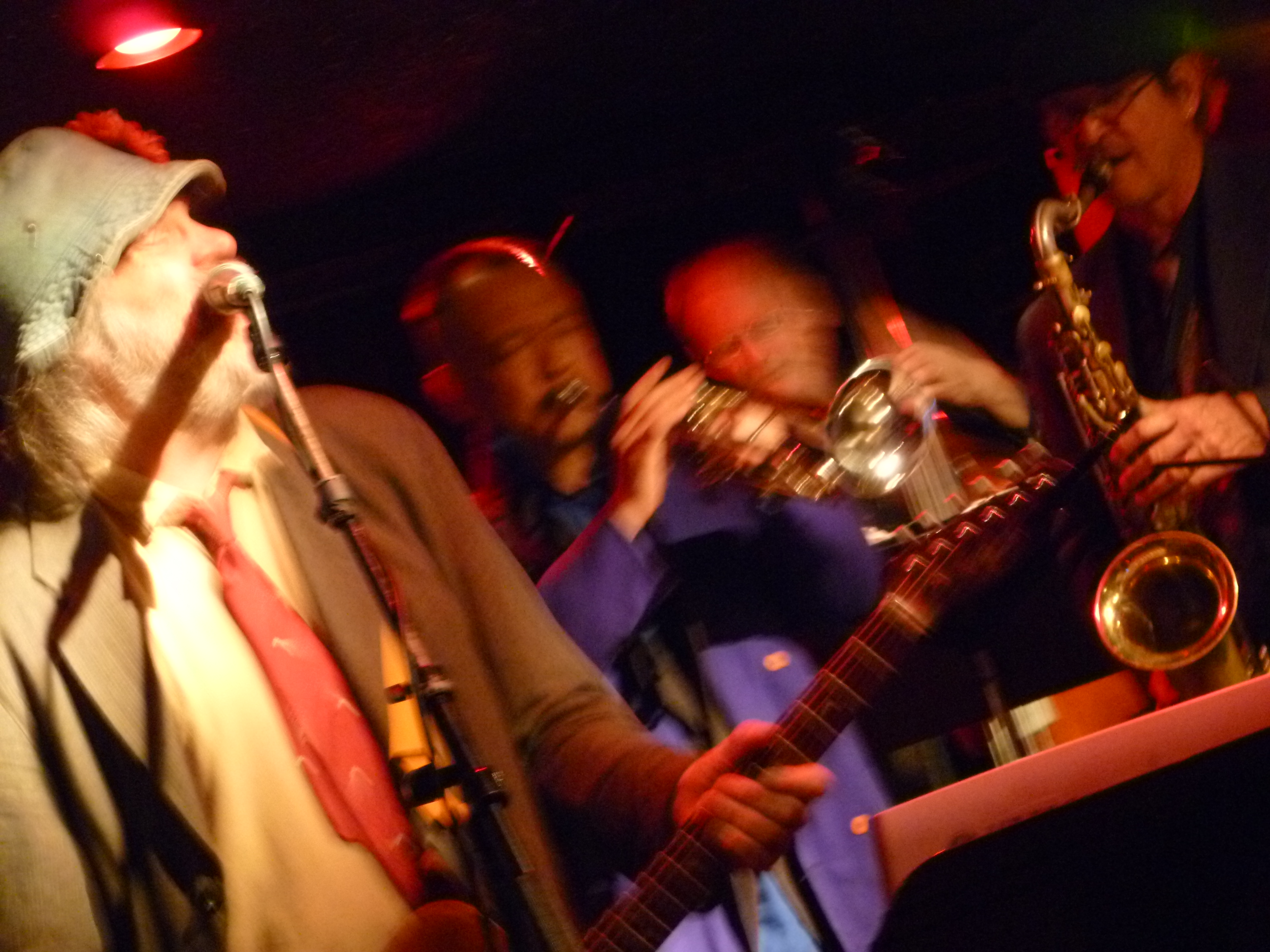CTP @ Lizard Lounge 2011