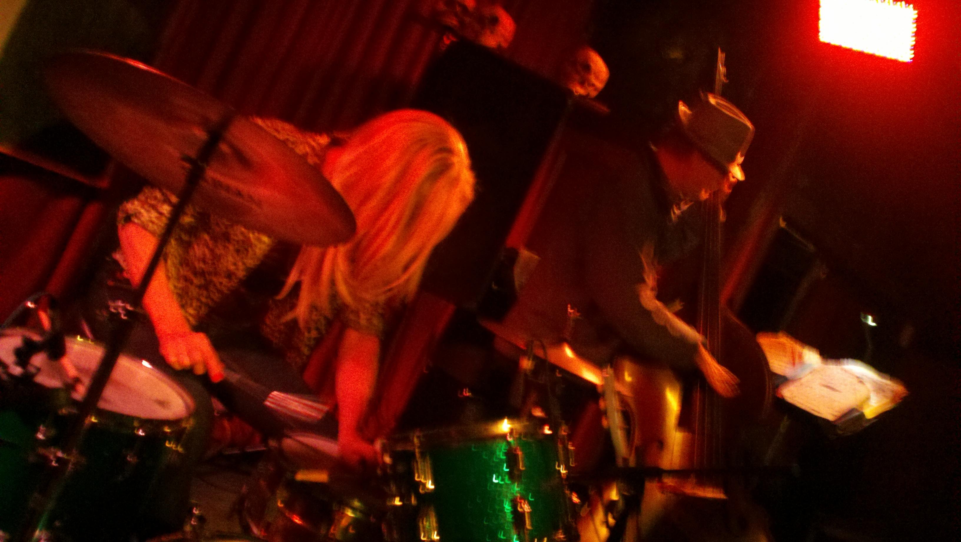 Rikki & John - Alabama Music Box in Mobile, AL 2011