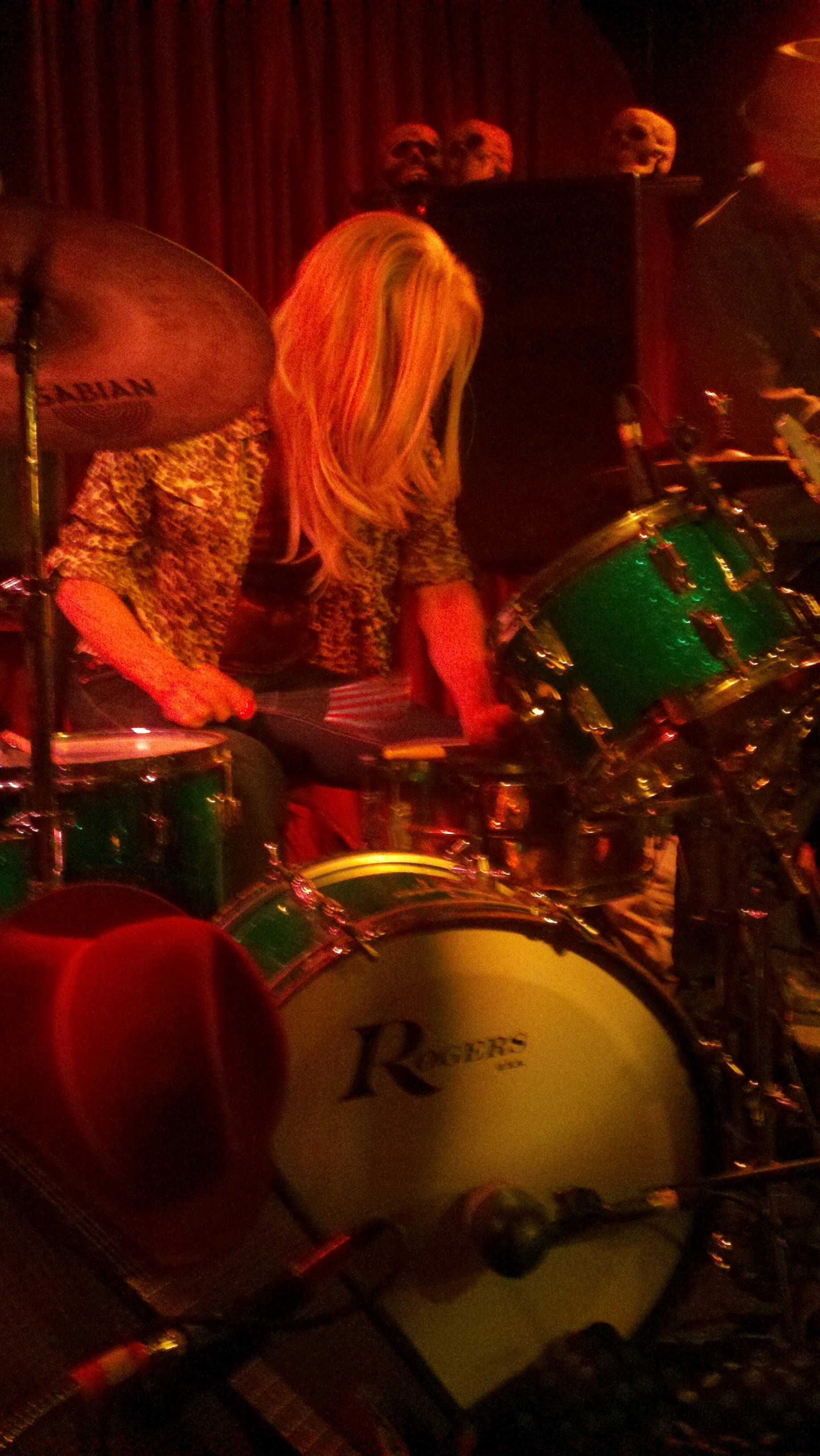 Rikki @ Alabama Music Box in Mobile, AL 2011