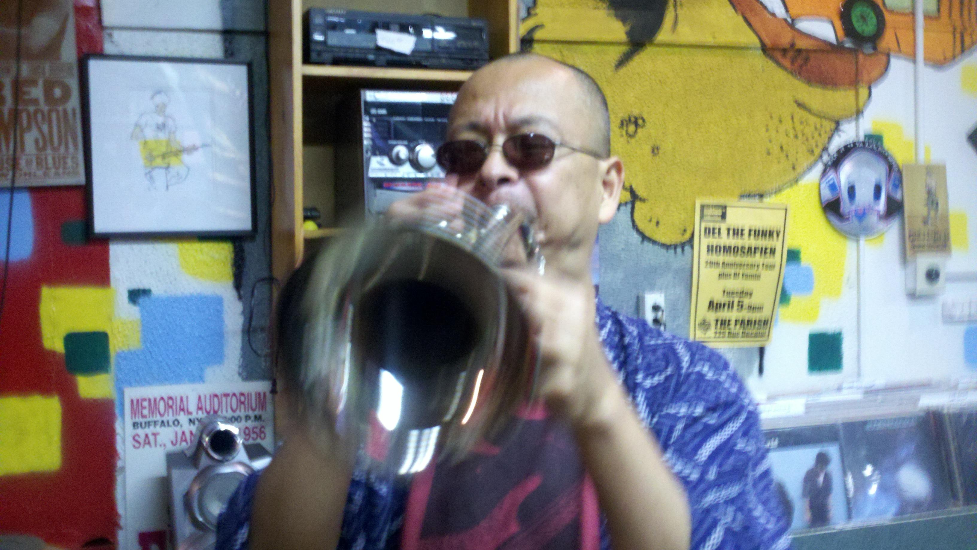 Keiichi - Euclid Records, NOLA 2011