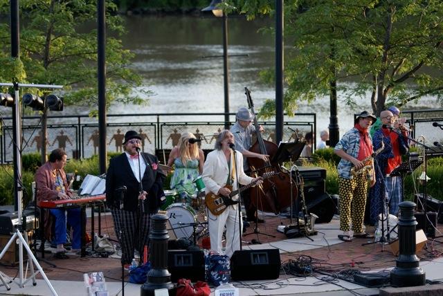 CTP @ Riverlink Park, Amsterdam, NY 7/9/11