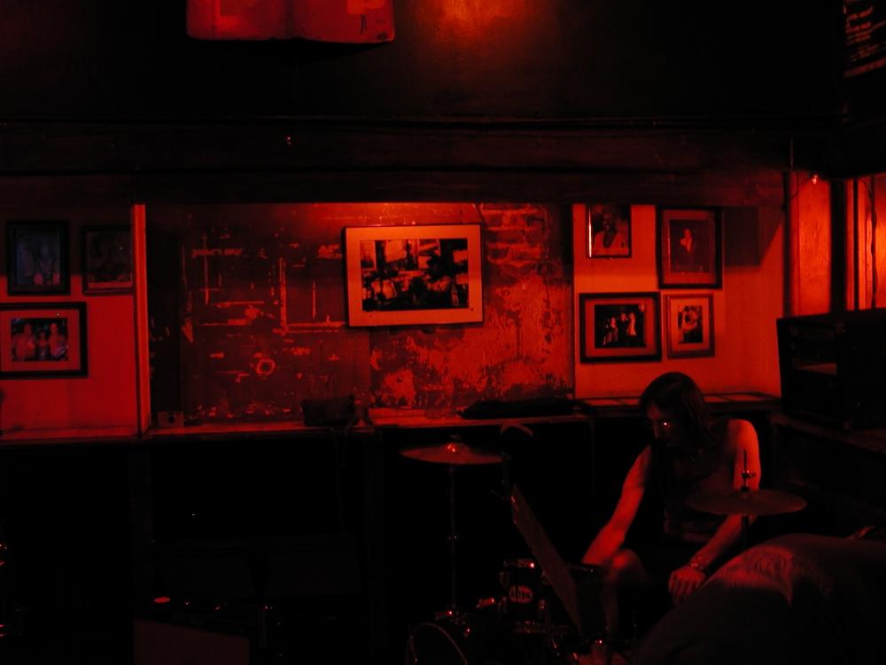 Rikki at Ernestine & Hazel's (Memphis)